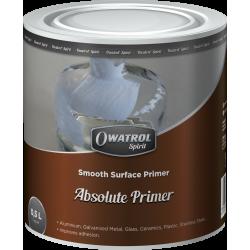 OWATROL ABSOLUTE PRIMER - Základní nátěr na hladké, obtížně přilnavé a neporézní povrchy