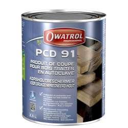 OWATROL PCD 91 - Konzervační prostředek řezných ploch dřeva